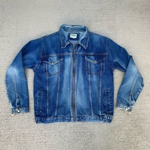 Vintage Duke Haband Denim Jacket